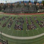 【格蘭那達山特許高中】受夠了!學生躺地組字怒吼