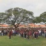 數千學生加入罷課 抗議槍枝暴力