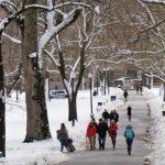 美東3月第四場風雪? 可能下周二