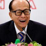 難民成了香港商界「超人」 李嘉誠身家354億美元