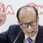 否認從中國撤資 李嘉誠:賣股才叫撤資