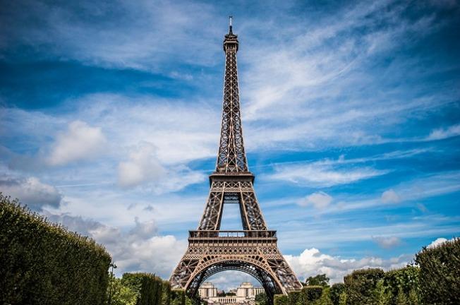 法國艾菲爾鐵塔。圖:pixabay