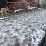 雪後路上摔傷求償 留意時間