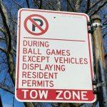 棒球季停車管制將開始 11區發放停車卡