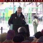 暴雪估逾1呎  紐市長島公校停課