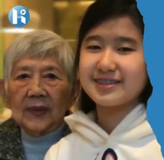 14歲華女設計App助失智者 比爾蓋茲關注