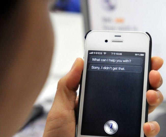 iPhone注音搜尋ㄇ─ㄢ Siri竟跳出色情網站