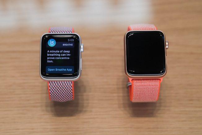 Apple Watch測心率 準確度有感