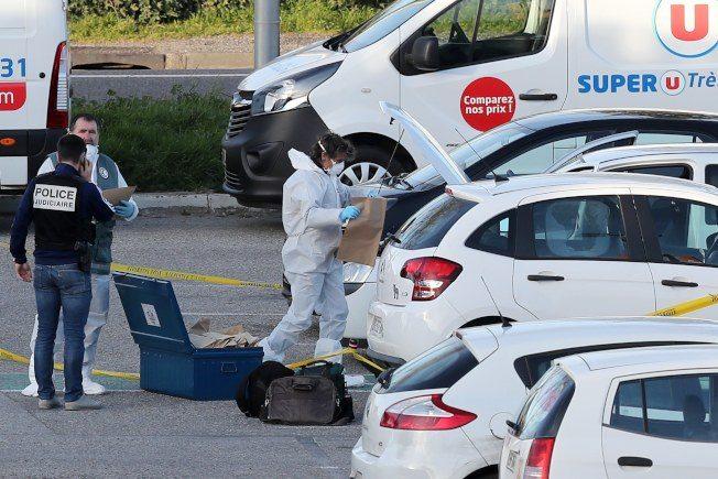 法國恐襲  1警替換營救人質後重傷