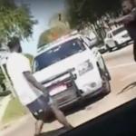徒手進逼持槍警 非裔男悲劇了