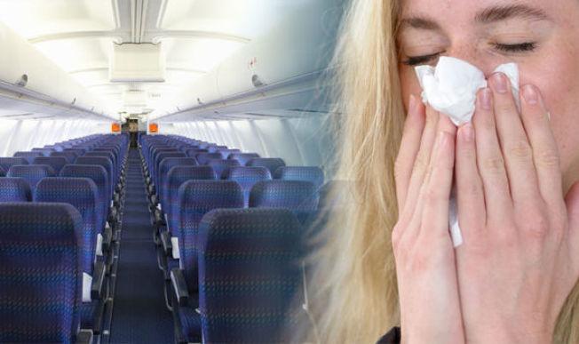 如果想減少感染疾病的風險,搭機時最好選擇靠窗座位。(Getty Images)