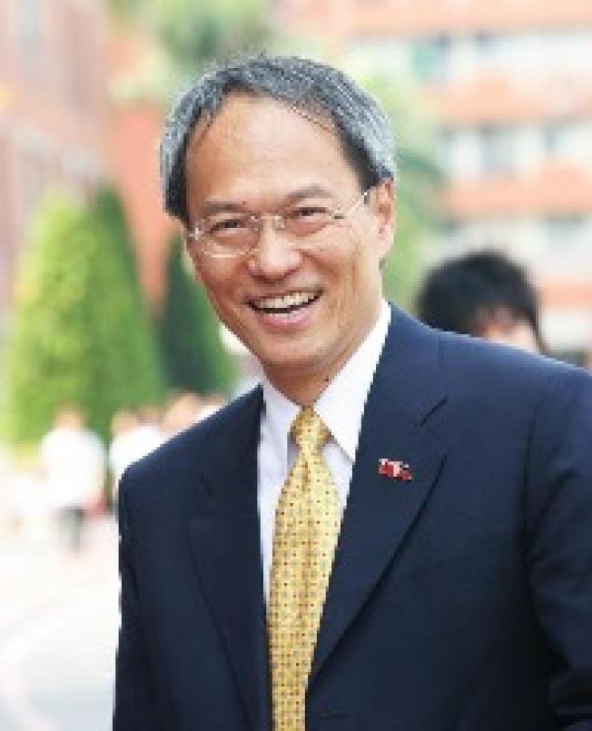 僑務委員會委員長吳新興(截自僑委會官網)