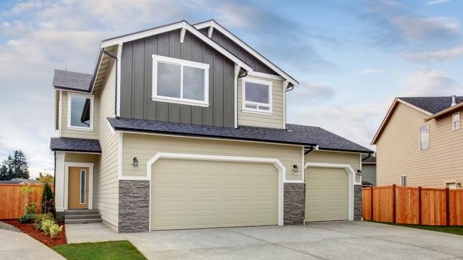 今年投資回報率最佳的裝修項目是「安裝新車庫門」,回報率高達98%。(Getty Images)