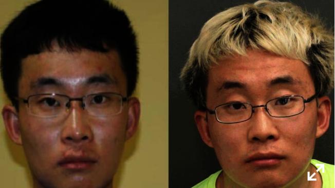 美國中央佛羅里達大學,來自中國26歲交換學生孫文亮,被學校舉報舉止出現反常行徑,包含更換髮色,忽然購入一輛跑車,引起關注。圖擷自orlandosentinel