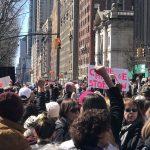 【為活命而走】加強控槍、捍衛校園 萬人走上紐約街頭