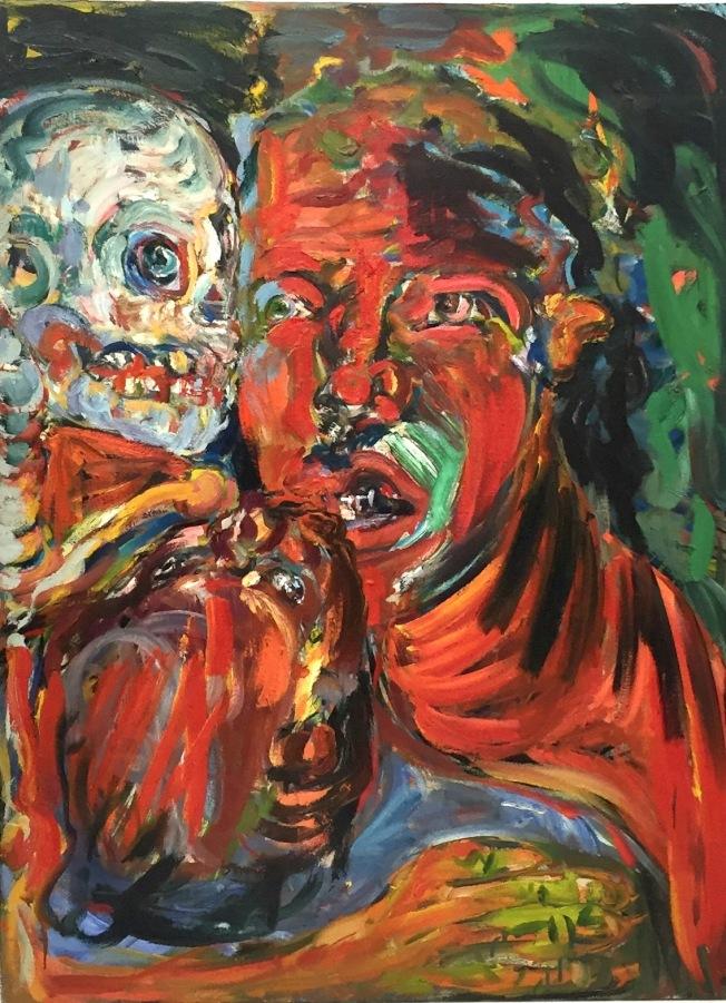 Richard Hofmann作品「Last Kiss」。(BWAC/提供)