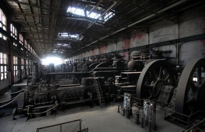 伯利恆鋼廠的輝煌已成過去。(美聯社)