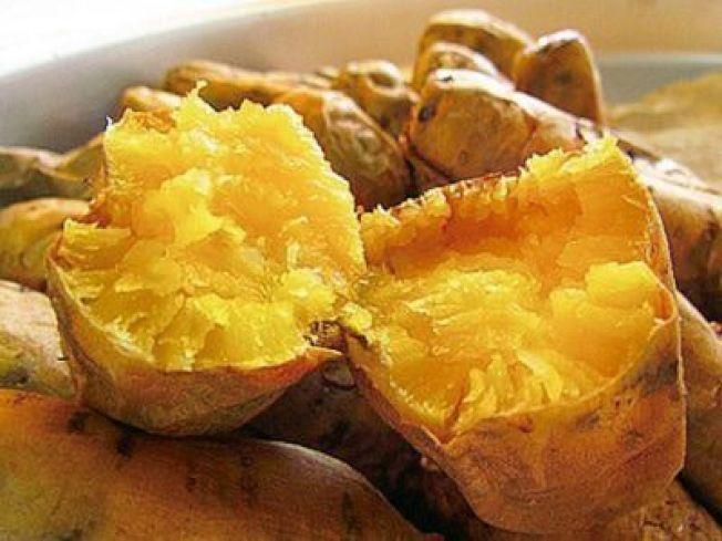 番薯。(本報資料照片)