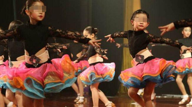 杭州9歲女童性早熟 醫生說…因為跳拉丁舞