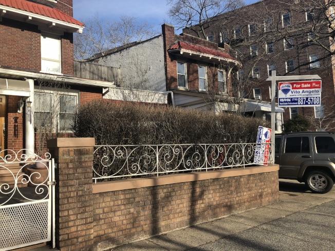 紐約房屋銷售火熱,一些人趁機非法牟取利益。(本報檔案照)