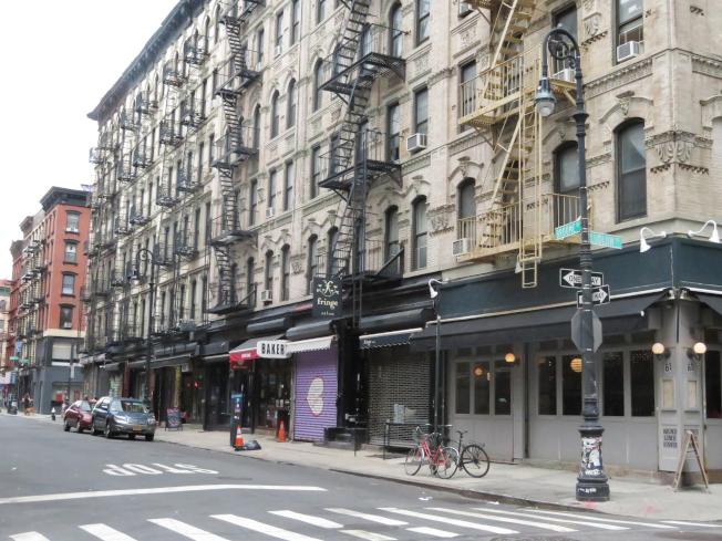 曼哈頓公寓的月租相對持平。(本報檔案照)