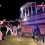 15歲少年盜校車 警撒路釘截停