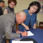 達福僑界聲援 台灣入世衛大會