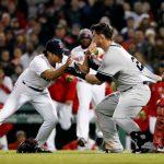〈圖輯〉  洋基踢館紅襪  「打」得精彩  兩度清空板凳