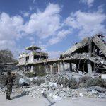 105枚飛彈精準攻敘利亞 川普宣稱達成任務