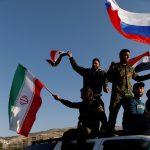 阿塞德批美英空襲侵略 敘民眾集結首都力挺
