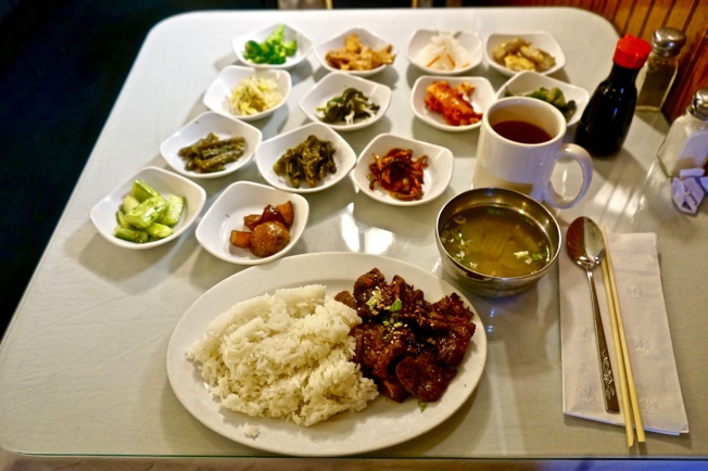 安克拉治韓裔移民不少,韓國料理餐廳的品質都還不錯。