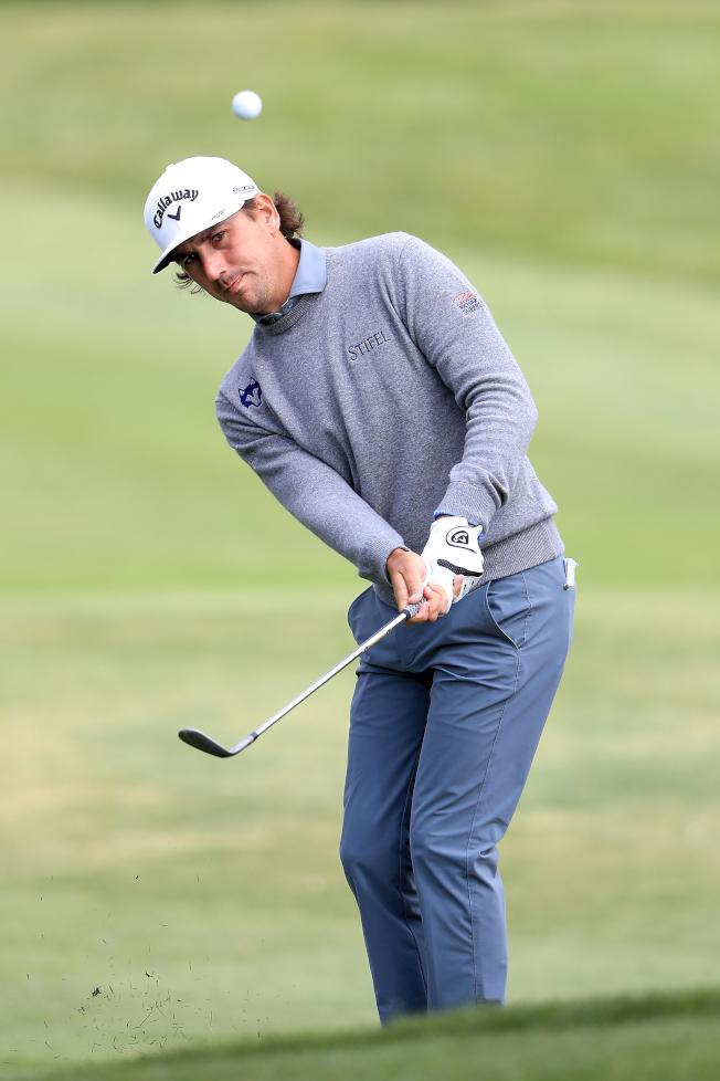 克拉福特在PGA巡迴賽中真的打到一隻鳥。(Getty Images)