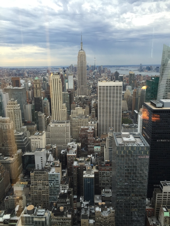 紐約地產是中國投資客的最愛,但隨著中國外匯管控日強,中資斷崖式下跌。(記者洪群超/攝影)
