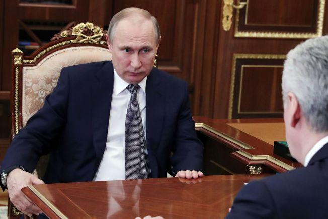 美英法聯手摧毀敘利亞三處化武設施,俄羅斯總統普亭全力挺敘,聲稱不會坐視。(Getty Images)