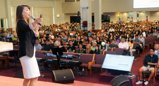 Admission Masters將參與世界日報在核桃高中舉辦的「教育展及升大學博覽會」。(Admission Masters提供)
