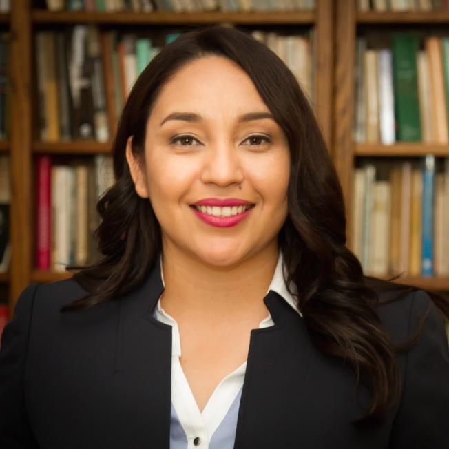 Karina Cervantez將在教育展講解,美國高中生如何利用網路課程增加申請大學的競爭力。(My Online Academy提供)