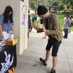 夏威夷東西文化中心「文化慶典」 玩擲筊吃台灣味