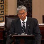 華裔血統 夏威夷原住民參議員阿卡卡逝世