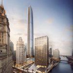 芝市擬建第二高樓 酷似蝙蝠俠
