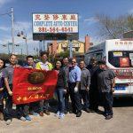 華男自駕五大洲 處處有華人協助