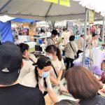 台灣夜市開跑 民眾熱情「朝聖」