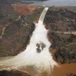 極端氣候變遷 大洪水恐襲加州