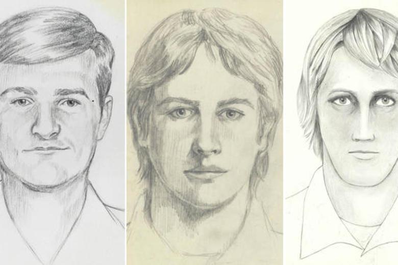 聯邦調查局(FBI)在 2016年曾懸賞5萬元通緝令加州聞之戰慄的「金州殺手」(Goldern State Killer,又稱東區淫魔,East Area Rapist)。(聯邦調查局)