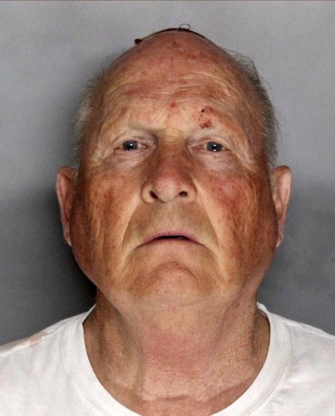 涉及連續強暴及殺人案的「金州殺手」嫌犯狄安吉洛。(歐新社)