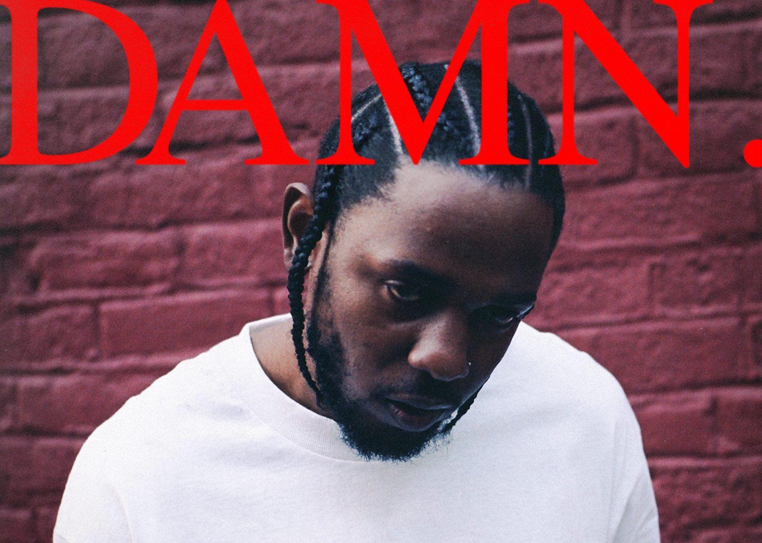 美國饒舌歌手肯德里克拉馬爾(kendrick lamar)因專輯《DAMN》獲普立茲音樂獎。(美聯社)
