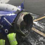 西南航空由紐約飛往達拉斯客機 迫降費城 1死7傷