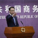 貿易戰影響 中國商務部:個別企業面臨停產