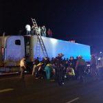 藏邊境貨櫃車偷渡  88人被截