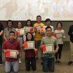 「我最喜歡去中文學校」中華學苑作文比賽頒獎