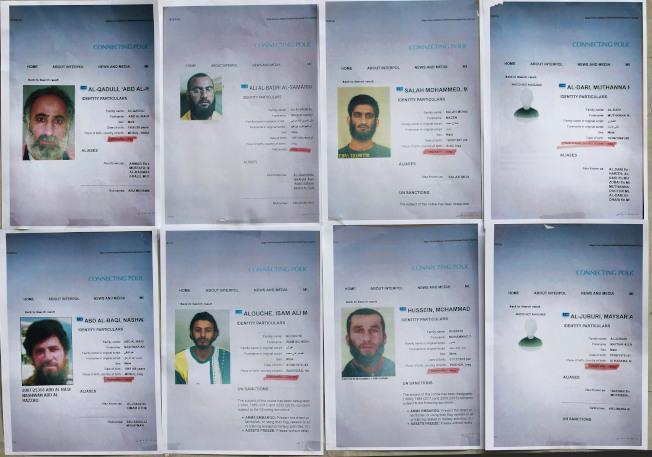伊拉克通緝伊斯蘭國頭目。(Getty Images)